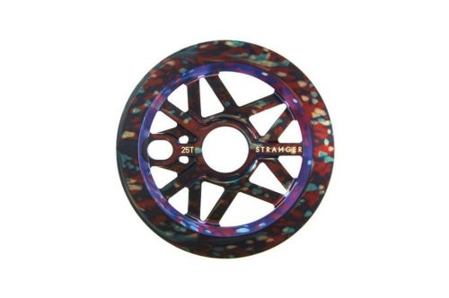 Stranger Strangergram Guard Sprocket - Tie Dye 25 Tooth